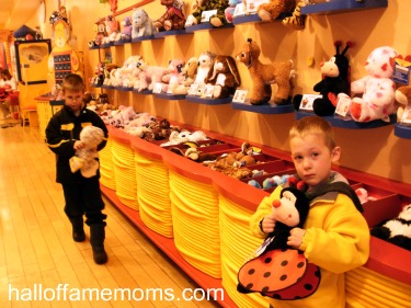 Build A Bear Belden Village