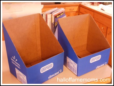 Cardboard Magazine Holder How to find Free Magazine Holders Hall of Fame Moms 25