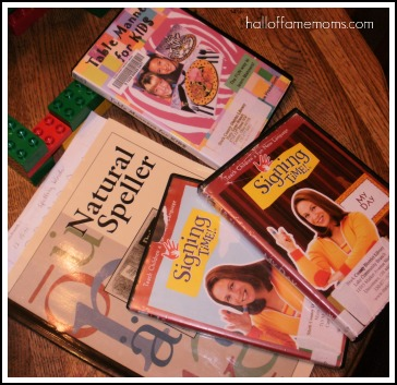 Free homeschooling resources at the library.
