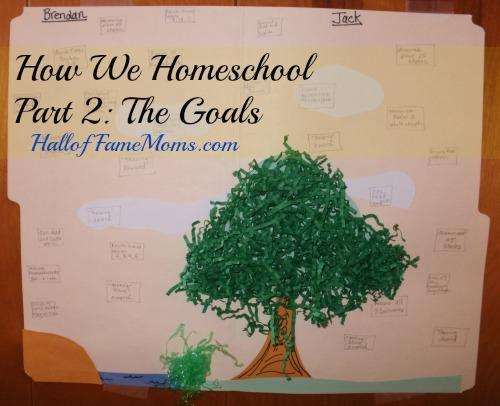 How we homeschool