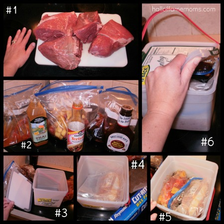 How to Stretch that Roast - frugal freezer cooking