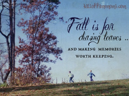 30 Fun Things to do this Fall – a Fall Bucket List