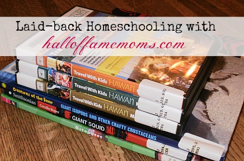 easy homeschooling