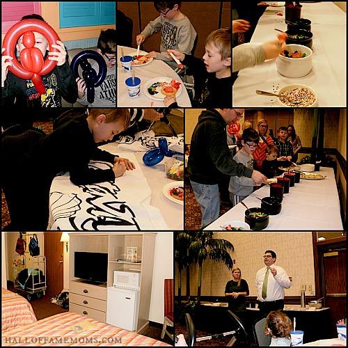 Castaway Bay's Blogger Event -2013