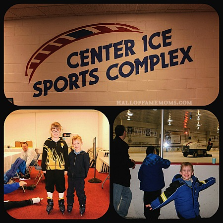 Center Ice Sports Complex review