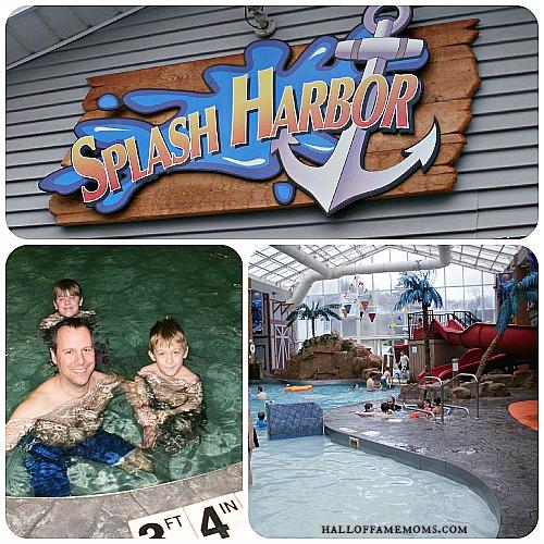 Splash Harbor / Comfort Inn Review, Bellville, Ohio
