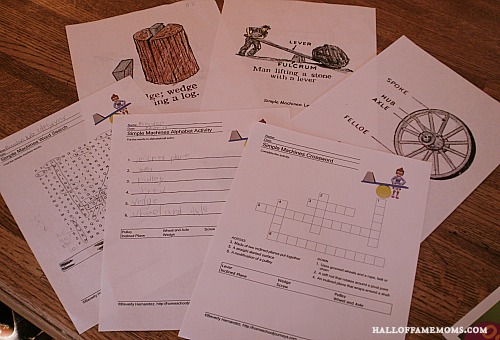 free worksheets for homeschooling