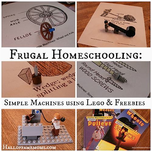 free printables and ideas for teaching simple machines