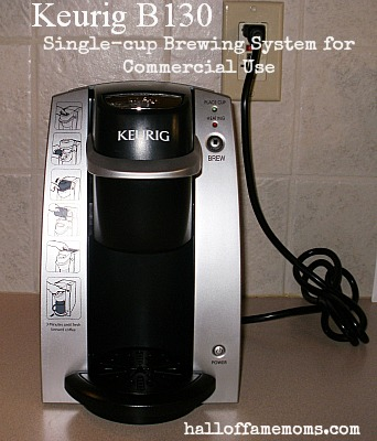My Keurig DeskPro Review & How I bought it for FREE - Hall of Fame Moms