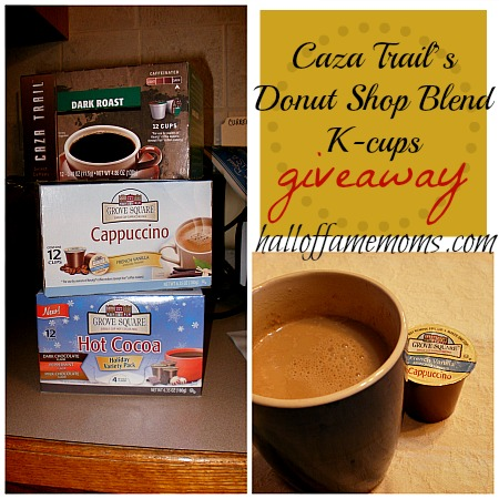 caza trail and grove square k-cup review
