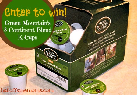 keurig k-cup review and giveaway