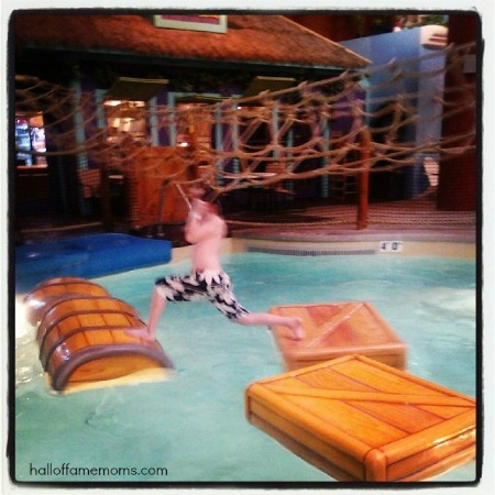 #CPMoms Castaway Bay, Sandusky, Ohio blogger event