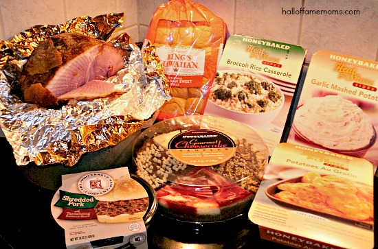HoneyBaked Ham Heat and Share side dishes