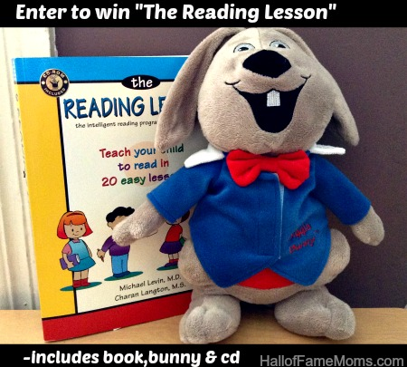 The Reading Lesson - teach your child how to read.
