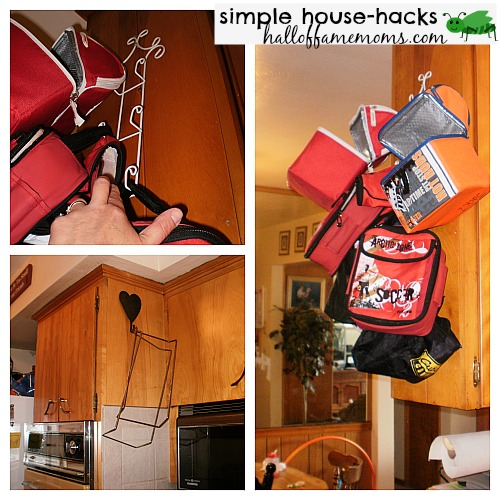 cheap hooks and racks for the kitchen