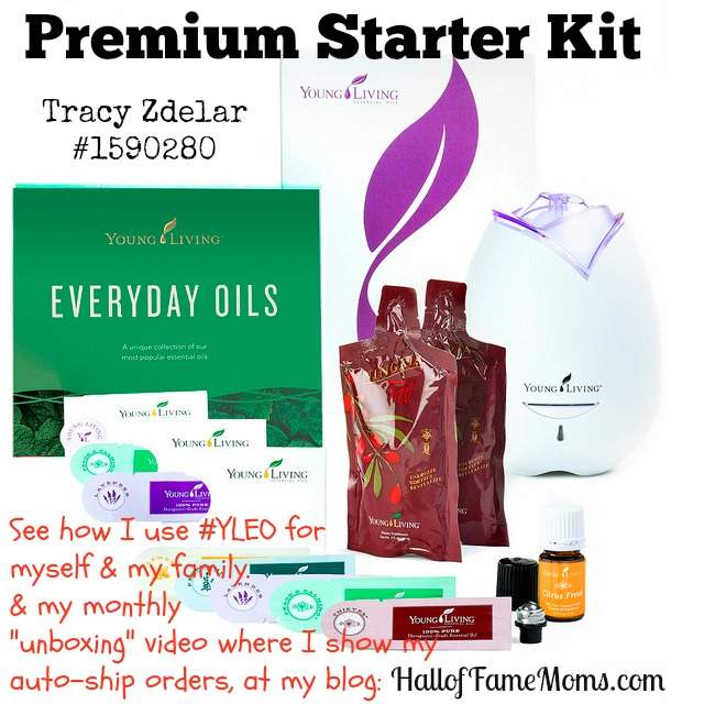 VIDEO: unboxing my Feb 2015 #YoungLiving #YLEO auto-ship