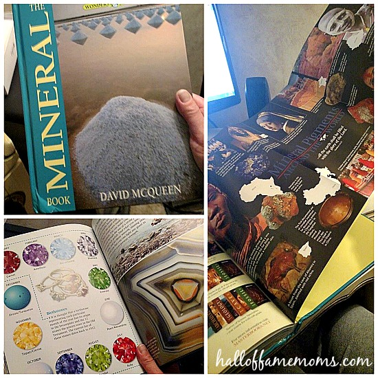 The Mineral Book, Master Books review.