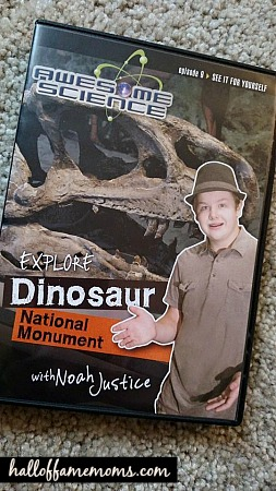 Master Books: Awesome Science Explore Dinosaur National Monument
