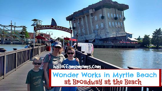 Wonder Works at Myrtle Beach