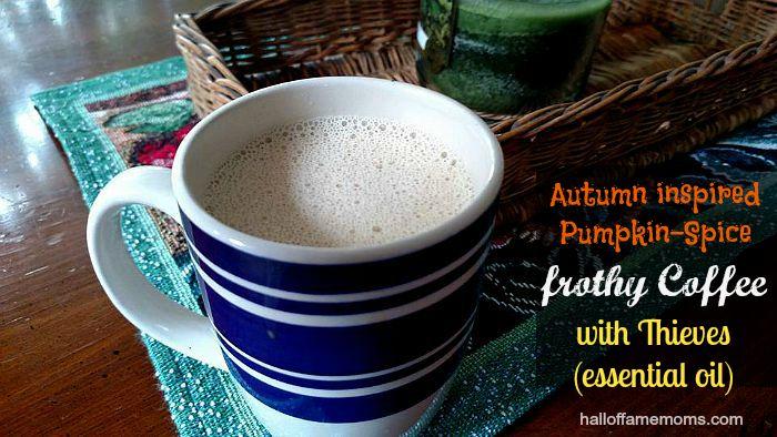 Pumpkin Spice Thieves Coffee