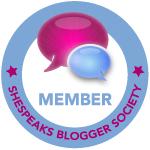SheSpeaks Blogger