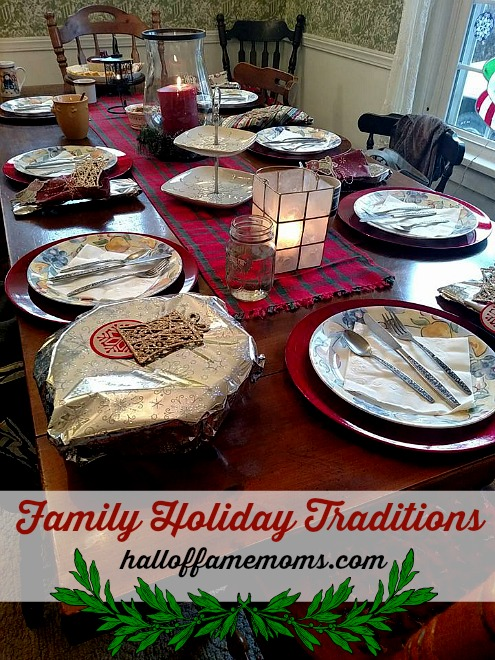 Start a New Family Tradition with these inspiring ideas.