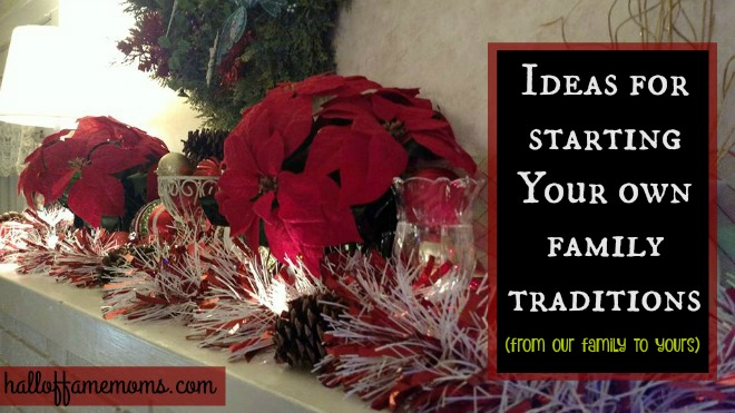 Family Tradition Ideas