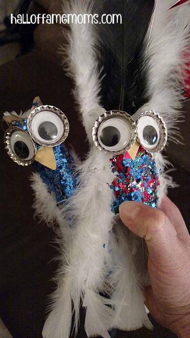 #diy toilet paper tube owls craft