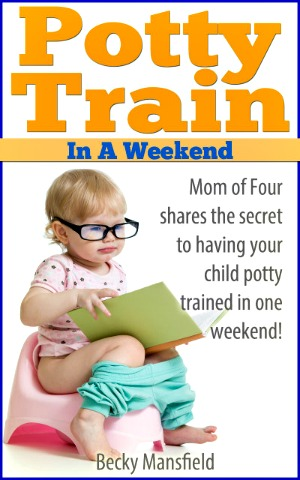Potty Train In a Weekend