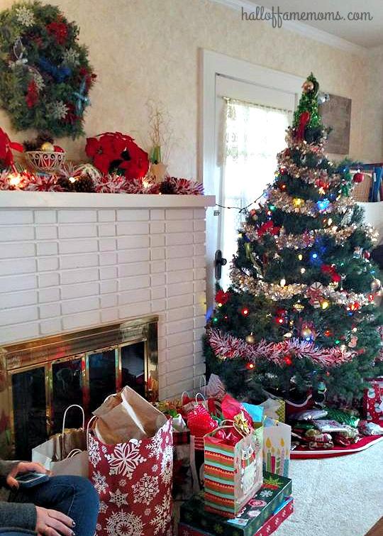 #secretsister Christmas party