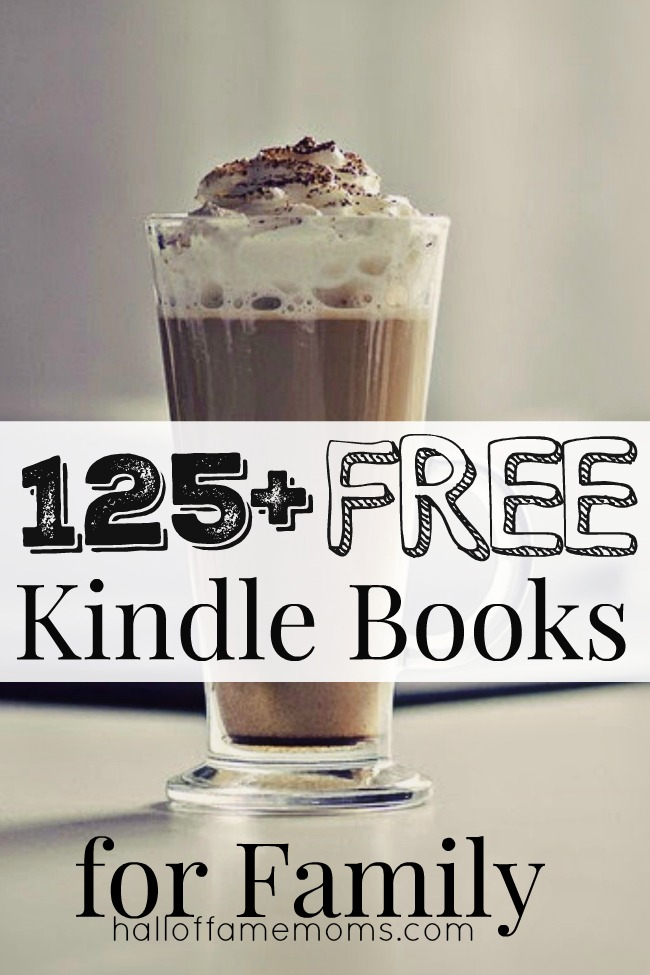 125+ Free Kindle Books for Families