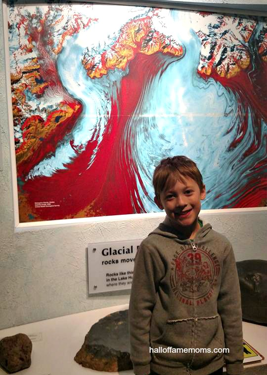 Our family trip to the Cleveland Museum of Natural History