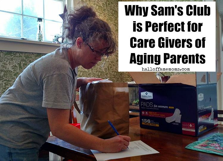 Why Sam's Club is Perfect for Care Givers of Aging Parents
