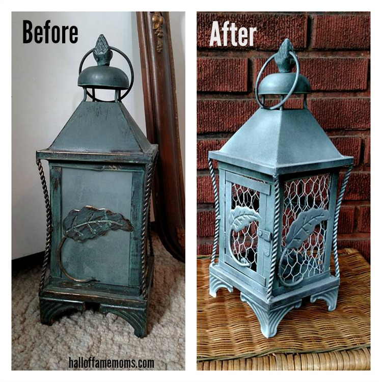 How to give a new look to old decor.