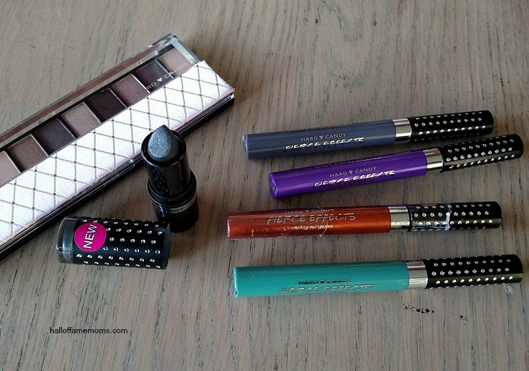 Affordable fun cosmetics by Hard Candy make great Stocking Stuffers