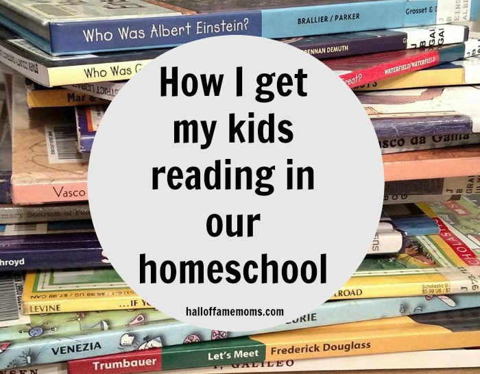 Talking about Homeschool Booklists and Reading Assignments – VHC #3