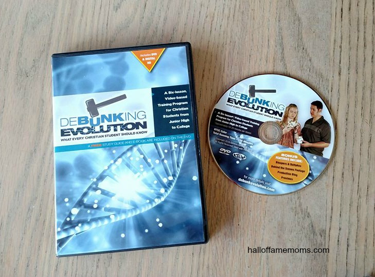 Debunking Evolution: What every Christian Student should Know (Jr High to College)