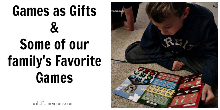 Some of our family's favorite games – A Gift Guide
