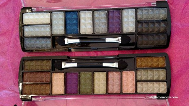 Beautiful pallets from Hard Candy.
