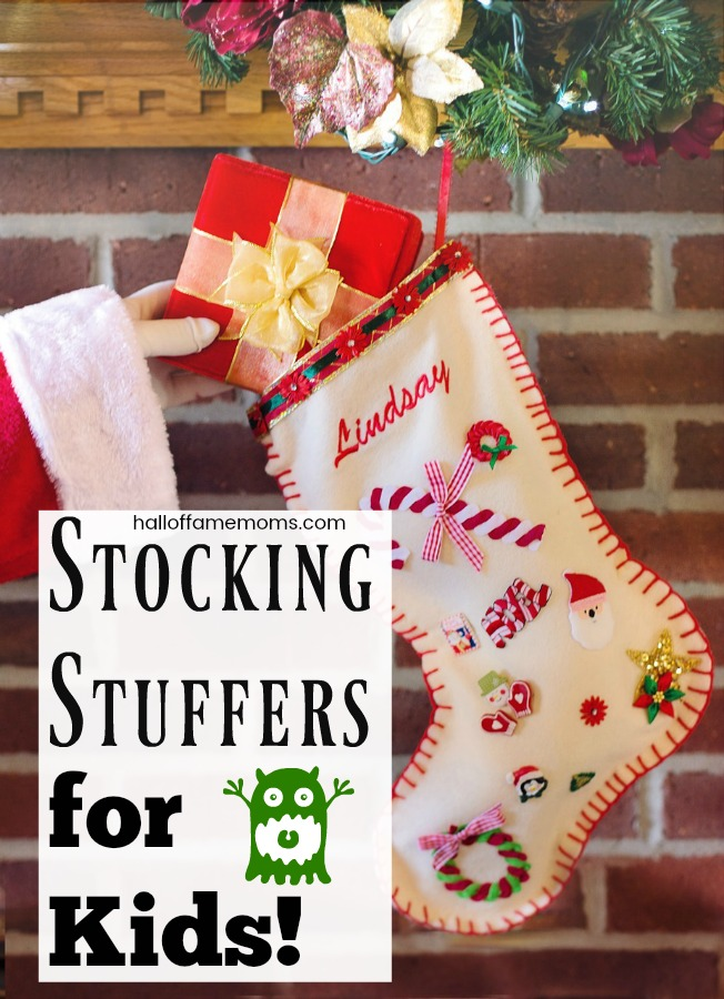 25 Stocking Stuffers for Kids