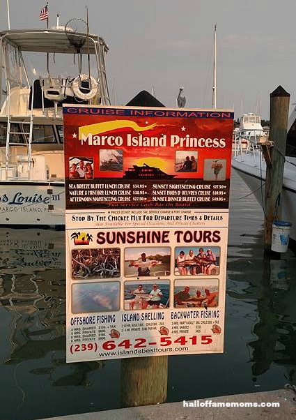 Our experience on the Princess Dinner Cruise in Marco Island, FL