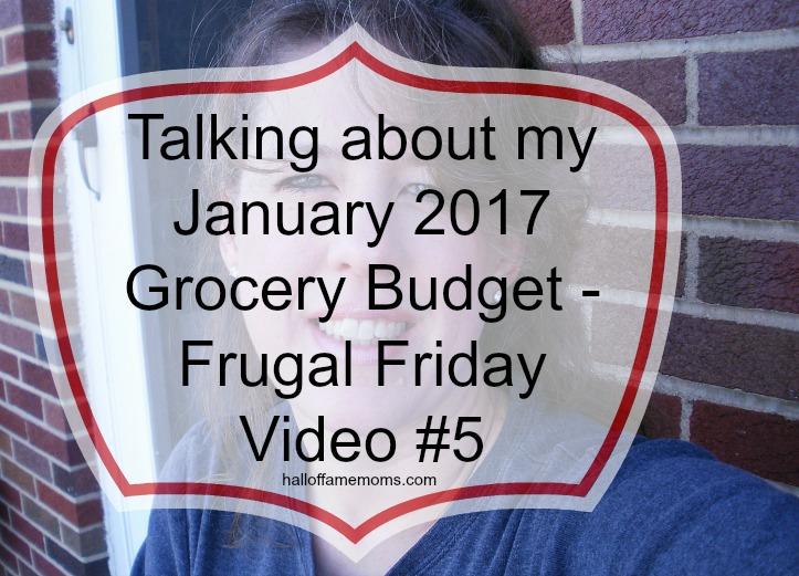 My Grocery Budget Struggles – Frugal Friday (FF5)
