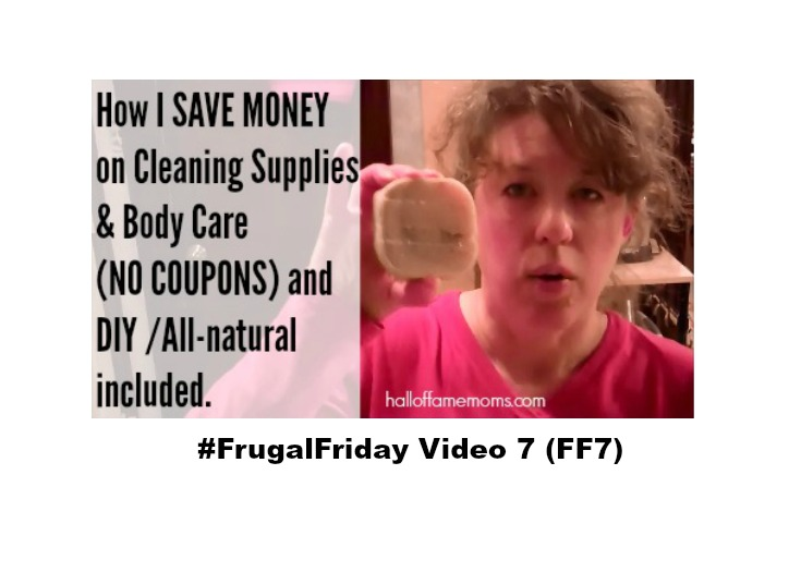How I Save Money on Cleaning & Body Care (NO COUPONS) – FRUGALFRIDAY