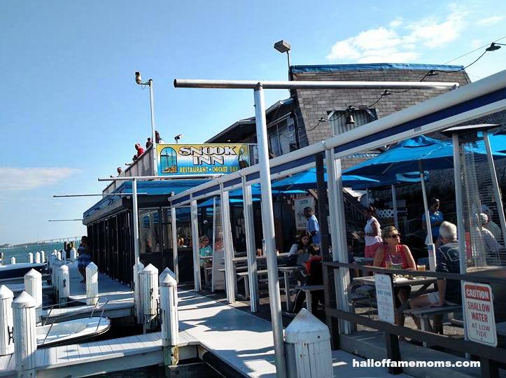 We ate Alligator at Snook Inn on Marco Island, Florida (Pt8)