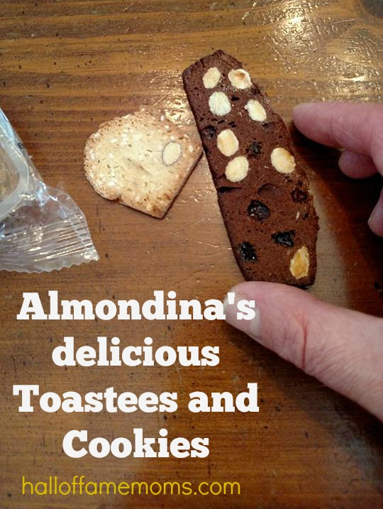 Delicious Almondina Toastees and Original Biscuit / Cookies