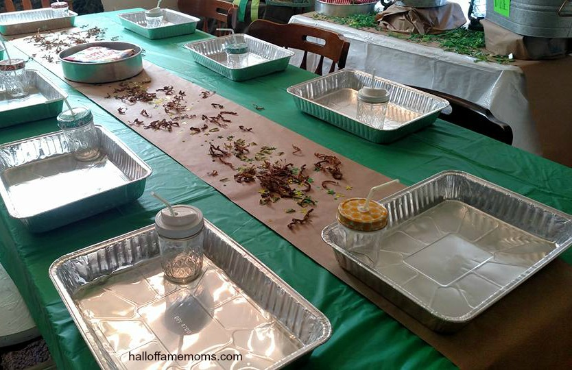 Budget Friendly Military Themed Birthday Party : Our Mess Hall