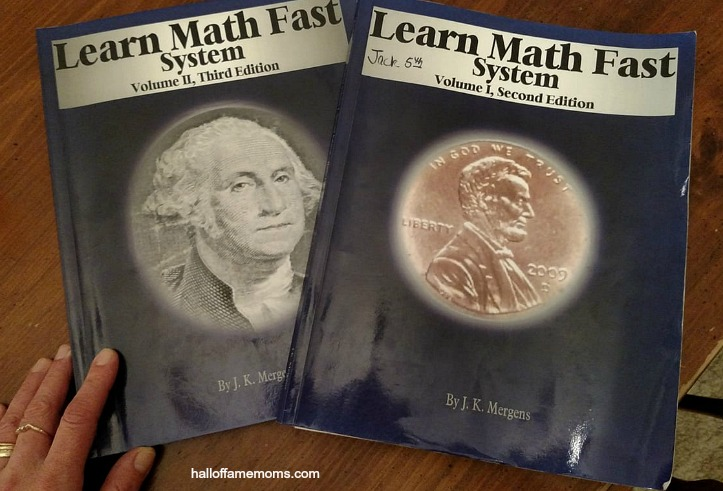 Learn Math Fast System – a Homeschool Mom's Review