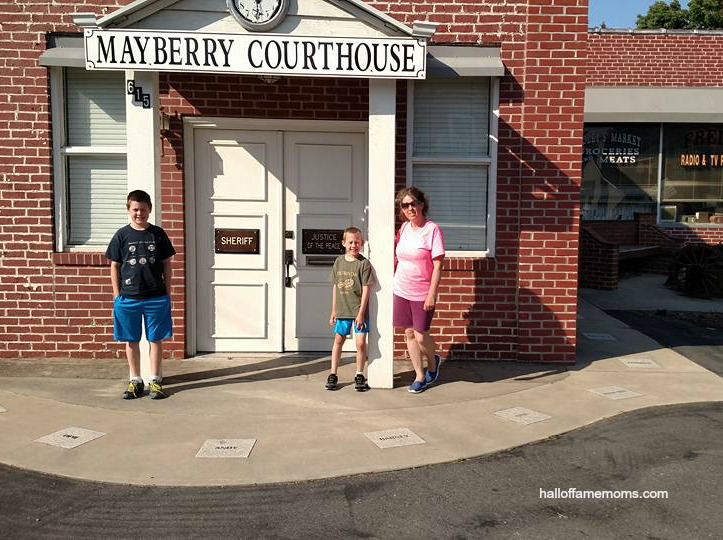 Andy Griffith's Home & Mayberry Days