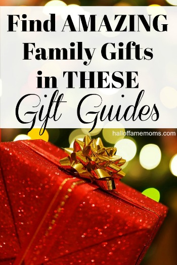 Find AMAZING Gifts for Everyone in these Gift Guides