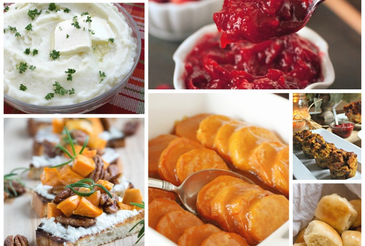40 Side Dishes to Make Holiday Menu Planning Easy